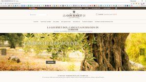 LaGourmetBox Homesite